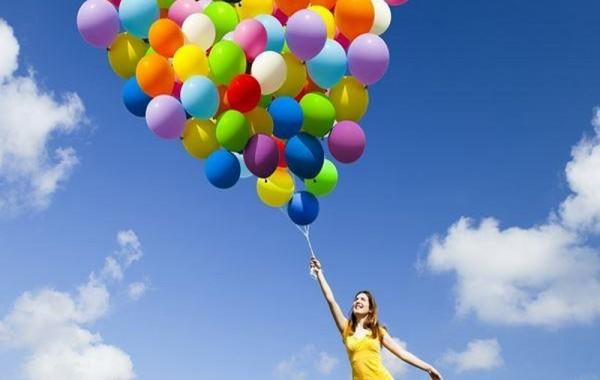 Õhupallid heeliumiga