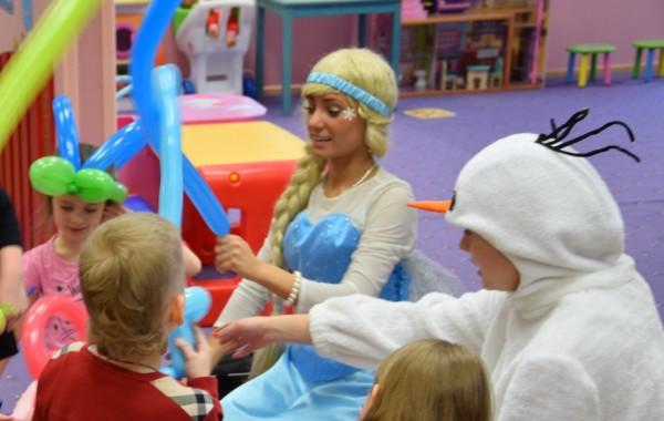 Elsa ja Olaf